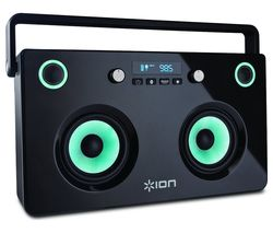 Image of ION Spectraboom Portable Bluetooth Wireless Speaker - Black