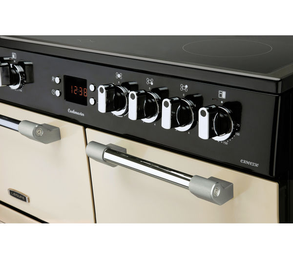 Leisure Cookmaster Ck90c230c 90 Cm Electric Ceramic Range
