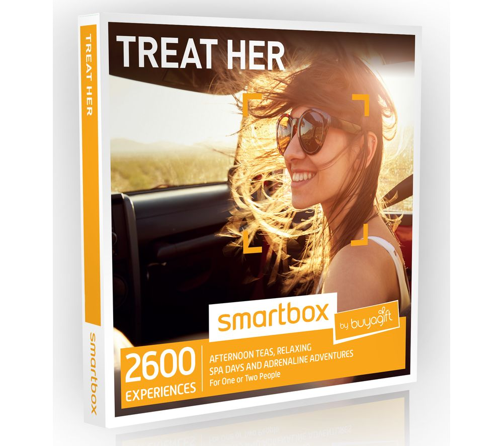 SMARTBOX Treat Her Gift Experience
