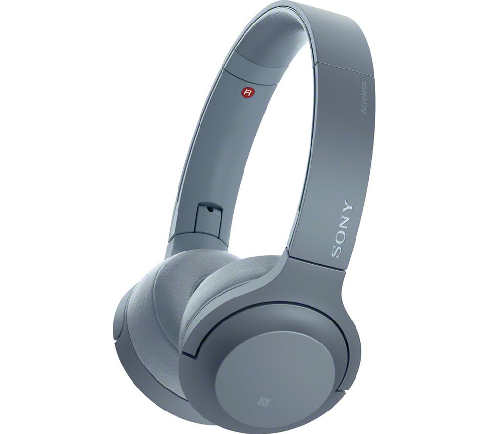 Compare prices for Sony h.ear Series WH-H800 Wireless Bluetooth Headphones - Blue