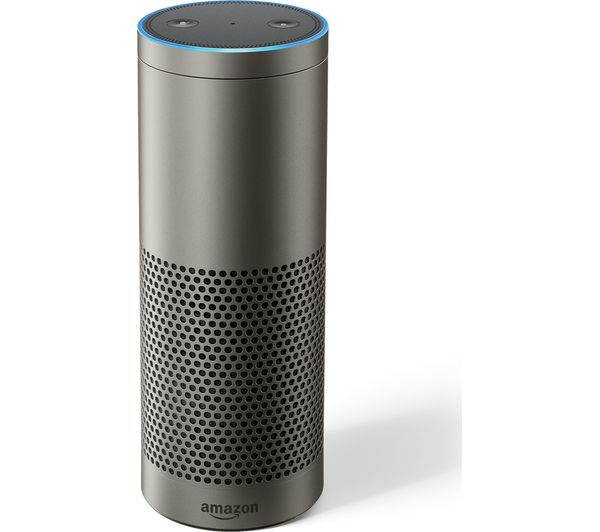 Image of AMAZON Echo Plus - Silver