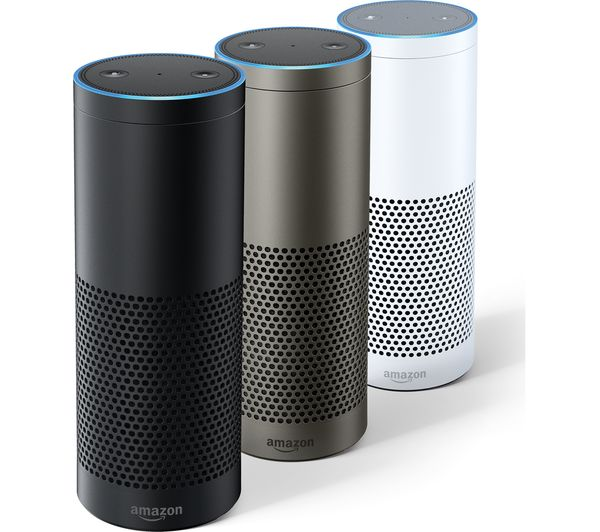Buy Amazon Echo Plus Silver Free Delivery Currys