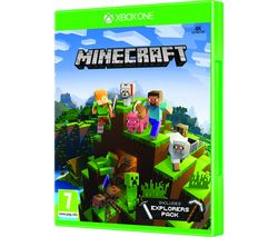 XBOX ONE Minecraft Explorers Pack