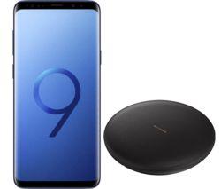 SAMSUNG Galaxy S9+ - 128 GB, Coral Blue