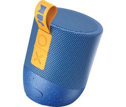 JAM Double Chill HX-P404BL Portable Bluetooth Speaker - Blue