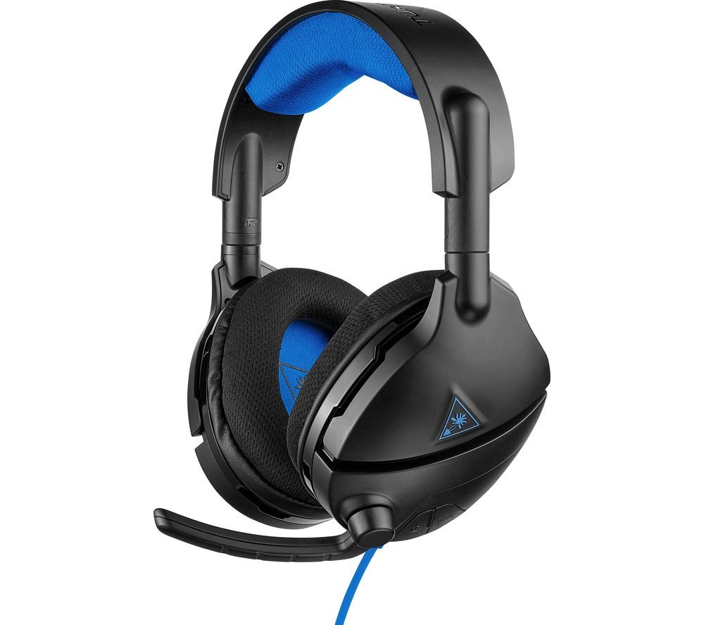 TURTLE BEACH Stealth 300 Gaming Headset - Black & Blue