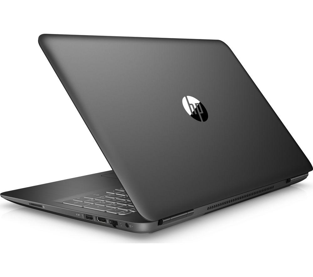 "Image of HP Pavilion 15-bc403sa 15.6"" Intel® Core™ i7 Laptop - 1 TB HDD, Black, Black"