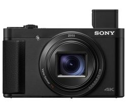 Cyber-shot HX99 Superzoom Compact Camera - Black