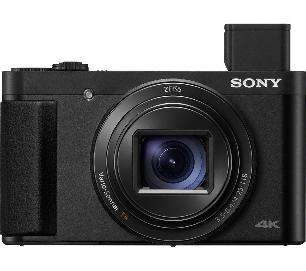 SONY Cyber-shot Cyber-shot HX99 Superzoom Compact Camera - Black