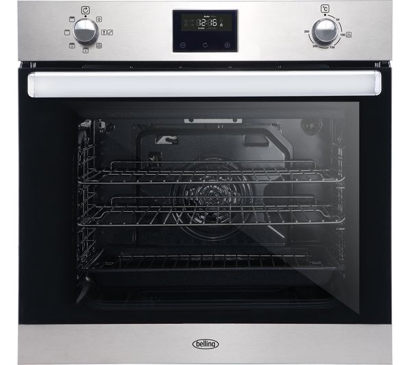 Image of BELLING BI602FPCT Electric Oven - Stainless Steel