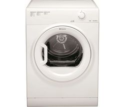 HOTPOINT TVM70BGP 7 kg Vented Tumble Dryer - White