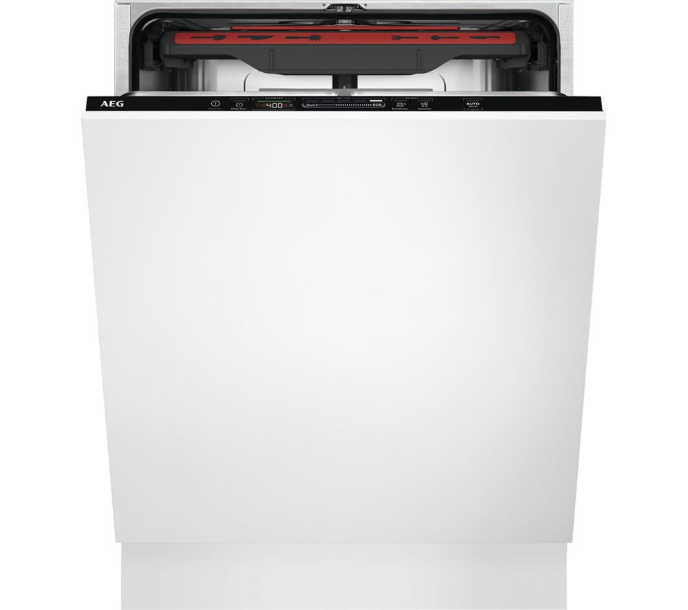 AEG AirDry Technology FSS53907Z Full-size Fully Integrated Dishwasher