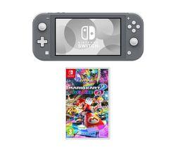 Switch Lite & Mario Kart 8 Deluxe Bundle