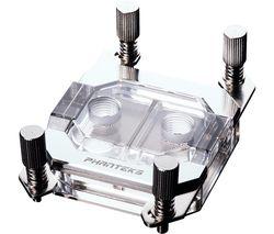 Glacier C350A CPU Water Block - Mirror Chrome