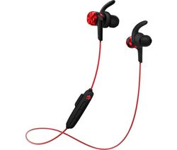 1MORE E1018BT iBFree Sport Wireless Bluetooth Earphones - Red