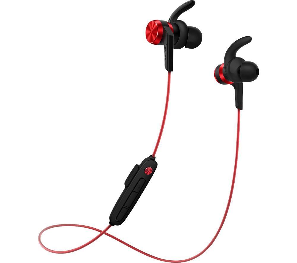 1MORE E1018BT iBFree Sport Wireless Bluetooth Earphones - Red, Red