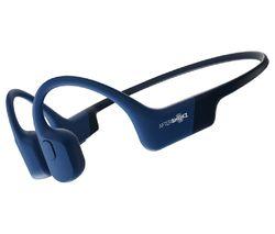 Aeropex Wireless Bluetooth Headphones - Blue
