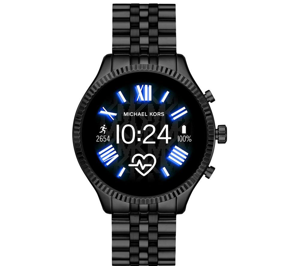 MICHAEL KORS Access Lexington 2 MKT5096 Smartwatch - Black