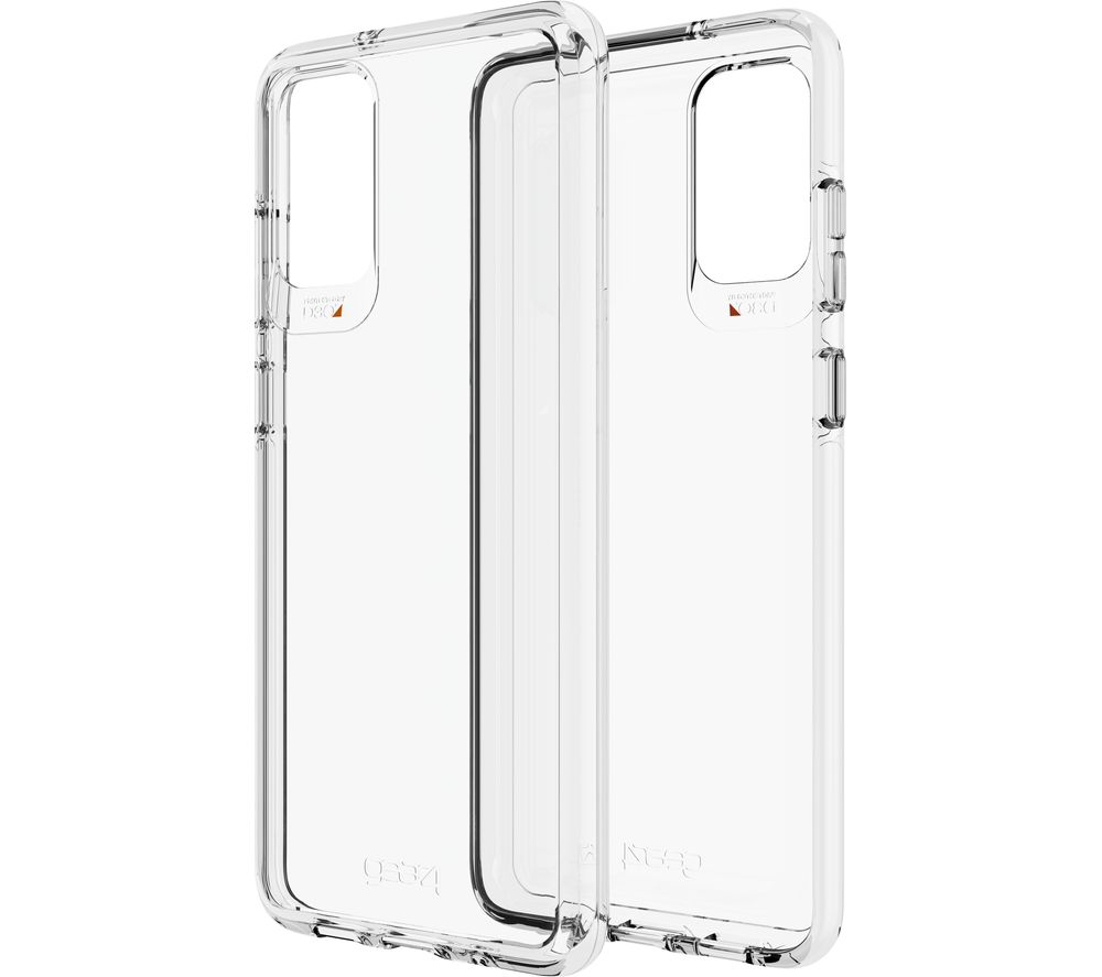 GEAR4 Crystal Palace Galaxy S20+ Case - Clear
