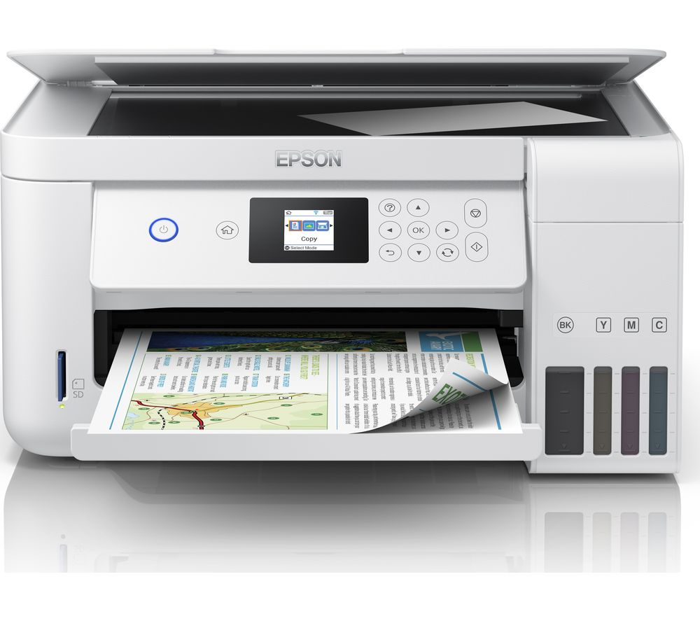 EPSON EcoTank ET-2756 All-in-One Wireless Inkjet Printer