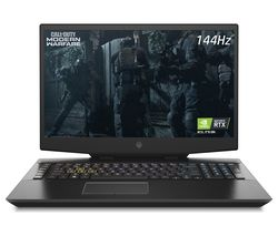 "Image of HP OMEN 17.3"" Gaming Laptop - Intel® Core™ i7, RTX 2060, 1 TB HDD & 512 GB SSD"