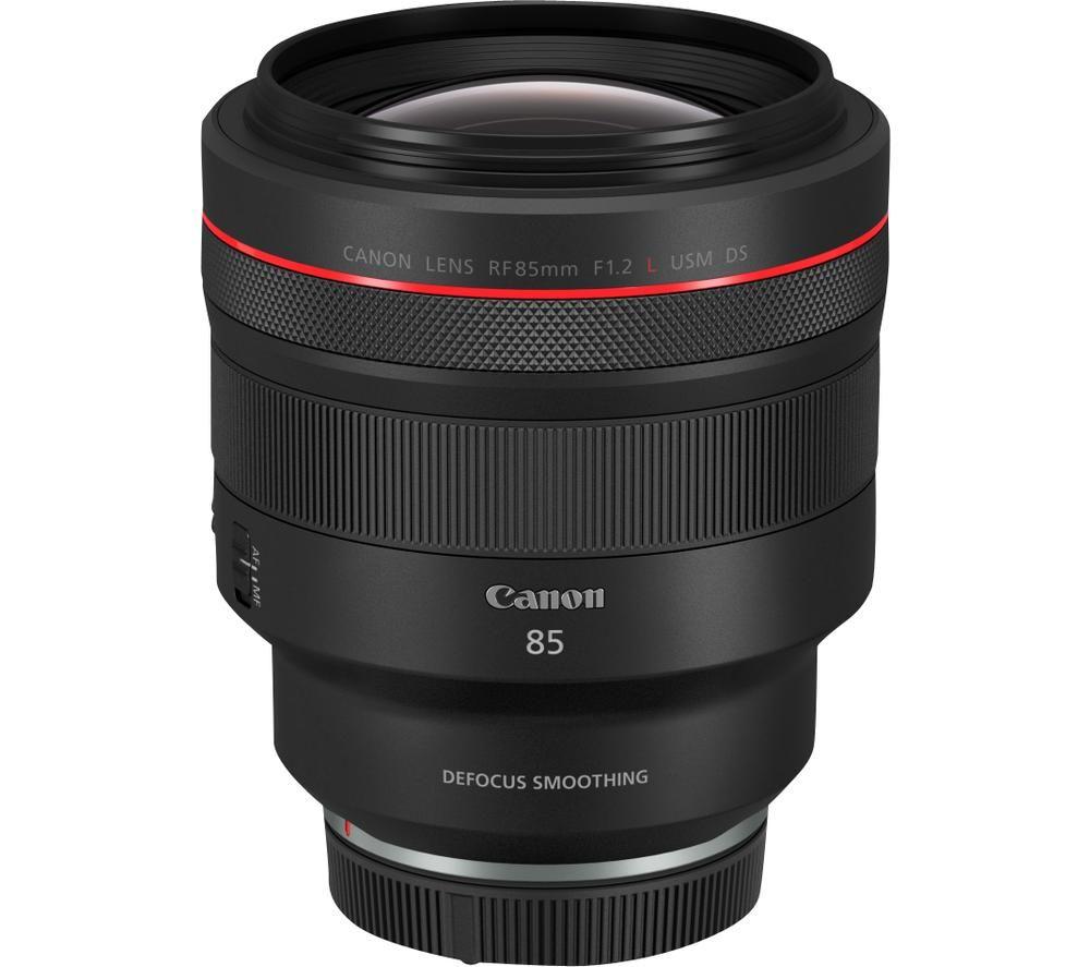 CANON RF 85 mm f/1.2L USM DS Standard Prime Lens