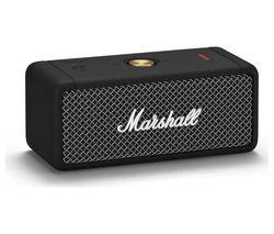 Emberton Portable Bluetooth Speaker - Black