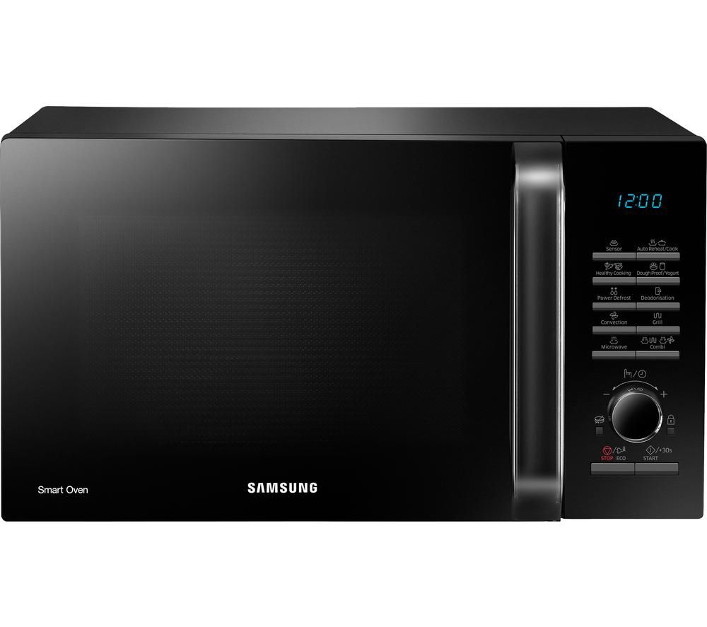 SAMSUNG MC28H5125AK/EF Microwave with Grill - Black