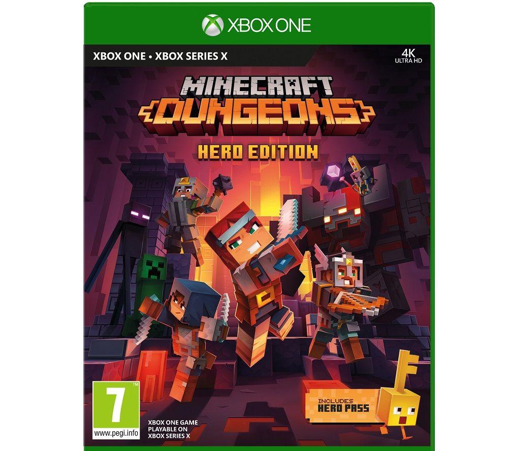 XBOX Minecraft Dungeons: Hero Edition