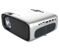 NeoPix Prime 2 NPX542/INT HD Ready Mini Projector - Grey & Silver