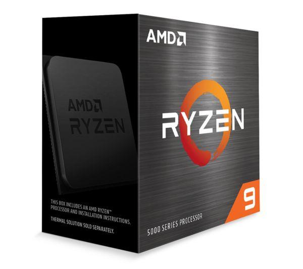 Image of AMD Ryzen 9 5900X Processor