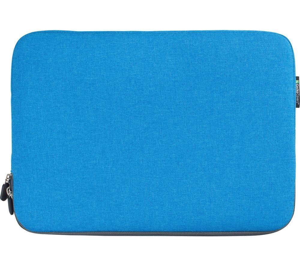 "GECKO COVERS Universal ZSL11C2 12"" Laptop Sleeve - Azure"