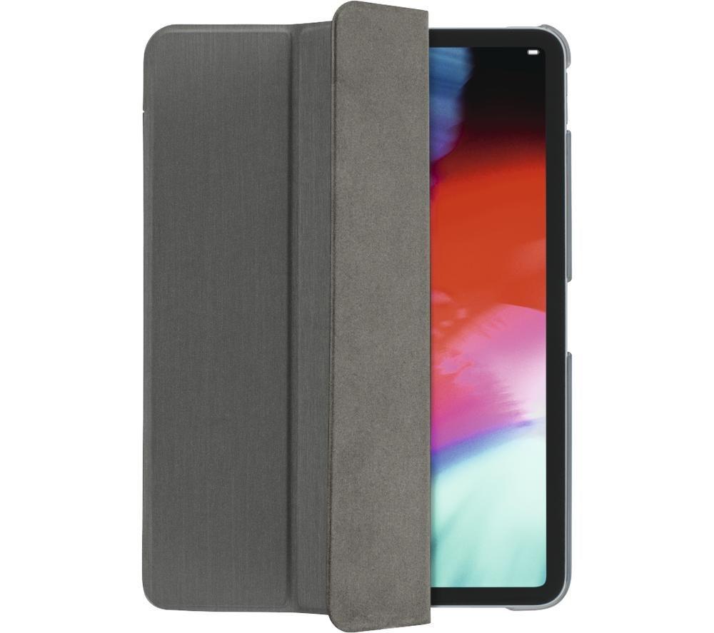 """HAMA Essential Fold Clear 11"""" iPad Pro Case - Grey"""