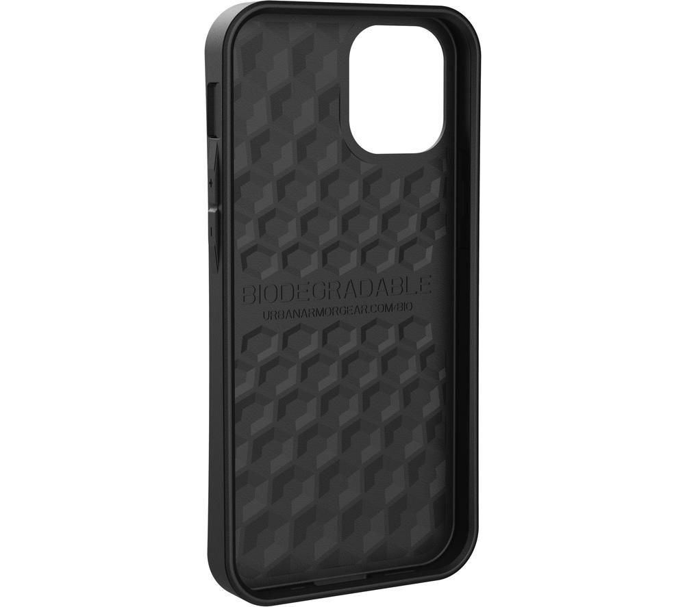 UAG Outback Rugged iPhone 12 & 12 Pro Case - Black