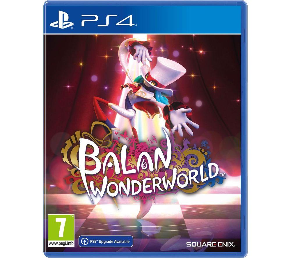 PLAYSTATION Balan Wonderworld