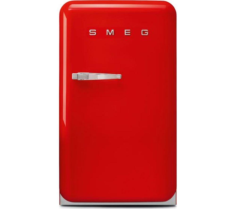 SMEG FAB10HRRD5 Fridge - Red, Red