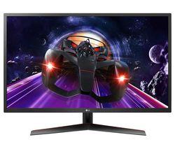 "32MP60G-B Full HD 31.5"" IPS LCD Gaming Monitor - Black"