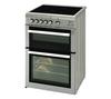 FLAVEL Milano ML61CDS Electric Ceramic Cooker - Silver & Chrome