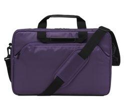 """LOGIK L15SPP11 15.6"""" Laptop Case - Purple"""