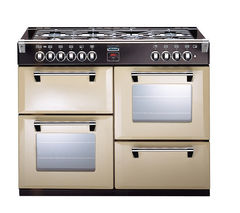 STOVES Richmond 1000GT Gas Range Cooker - Champagne