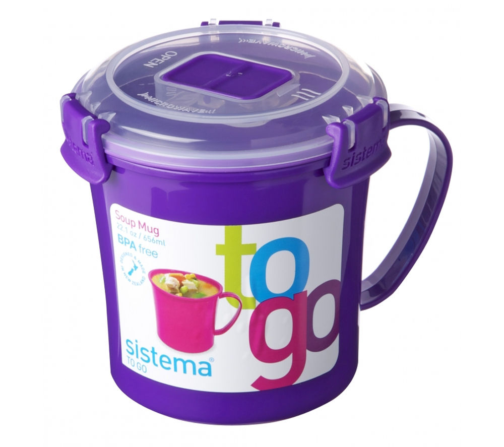 SISTEMA 656 ml Soup To Go Mug