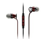 SENNHEISER Momentum 2.0 IEG Headphones - Black & Red