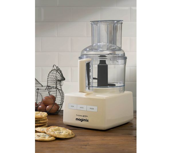 buy magimix blendermix 4200xl food processor cream free delivery currys. Black Bedroom Furniture Sets. Home Design Ideas