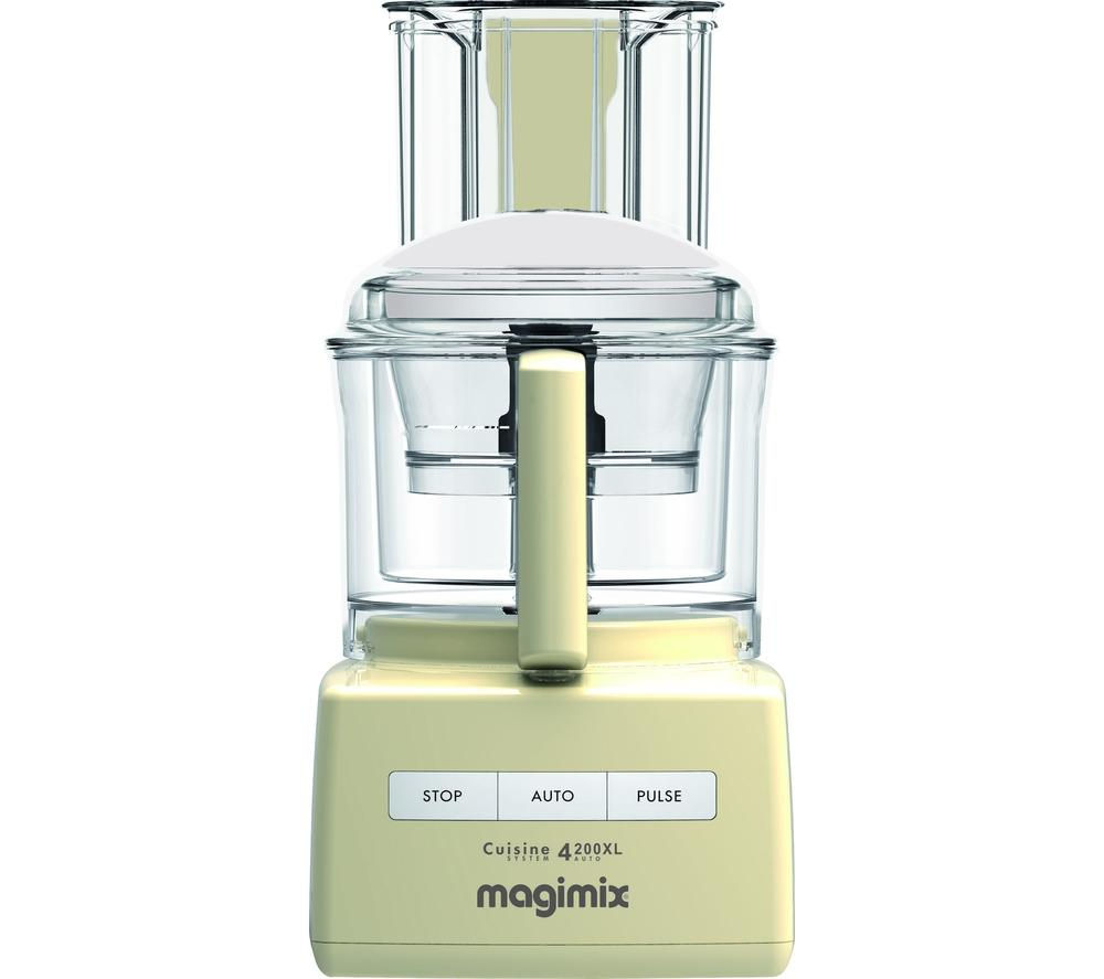 Buy MAGIMIX BlenderMix 4200XL Food Processor - Cream | Free Delivery | Currys