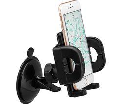 LMUCARM16 Universal Smartphone Suction Mount