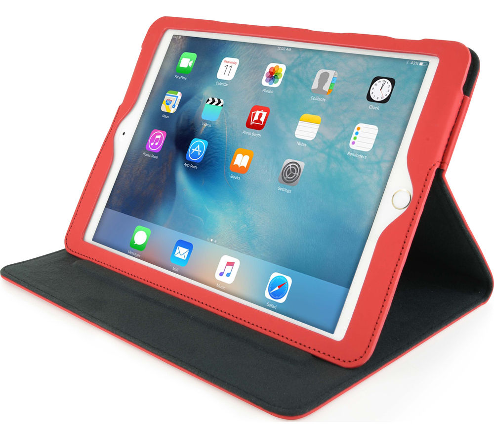"IWANTIT 7.9"" iPad Mini 4 Starter Kit - Red"