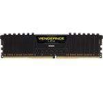 CORSAIR Vengeance LPX Black DDR4 PC Memory - 2 x 4 GB DIMM RAM