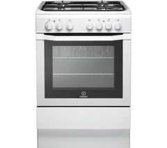 INDESIT I6GG1W 60 cm Gas Cooker - White