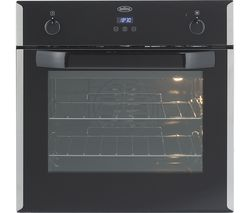 BI60E Electric Oven - Stainless Steel