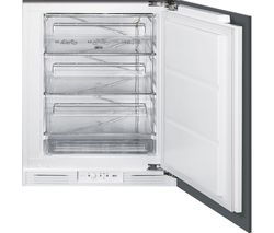 UKUD7108FSEP Integrated Undercounter Freezer - White